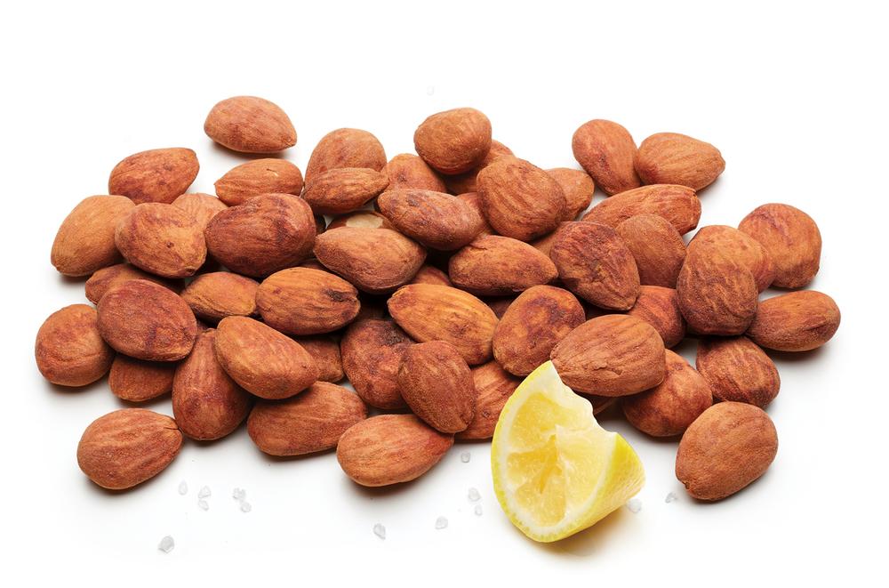 Handfuel Almonds