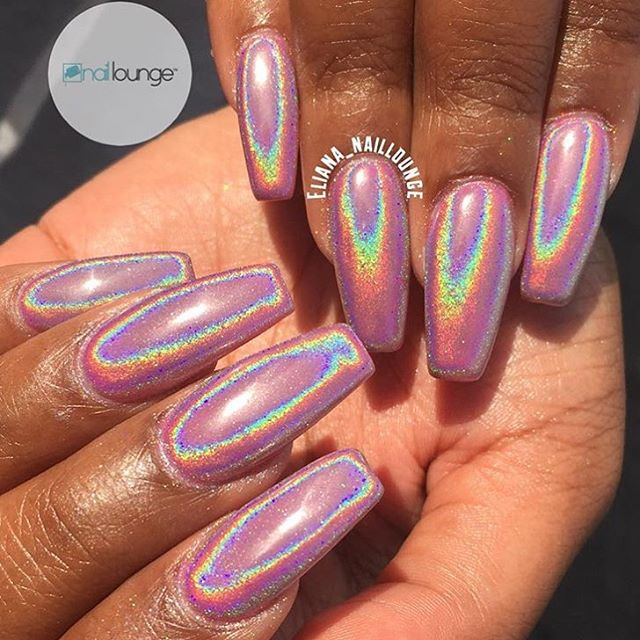 Illusion 💅🏽 • • • #nails #naillounge #nailedbynl #nailart #nailartist #nailswag  #nailpolish #naildesign #nailporn #nail #manicure #nyc #makeup #beauty #fashion #hudabeauty #vegasnay