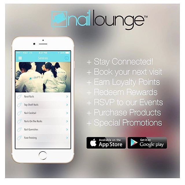 Good morning Everyone‼️Stay Connected, Download our App 📲 to receive 10% off your service. 💅🏽