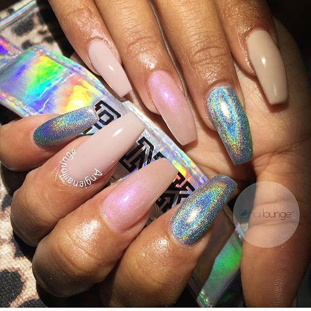 💅🏽🍸 • • • #nails #naillounge #nailedbynl #nailart #nailartist #nailswag  #nailpolish #naildesign #nailporn #nail #manicure #nyc #makeup #beauty #fashion #hudabeauty #vegasnay