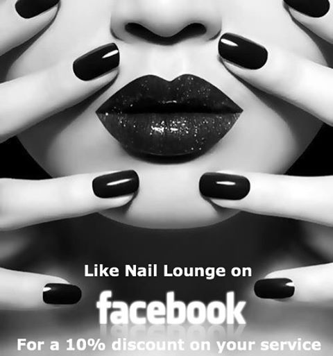 Like us on Facebook to receive 10% off of your service 💅🏽