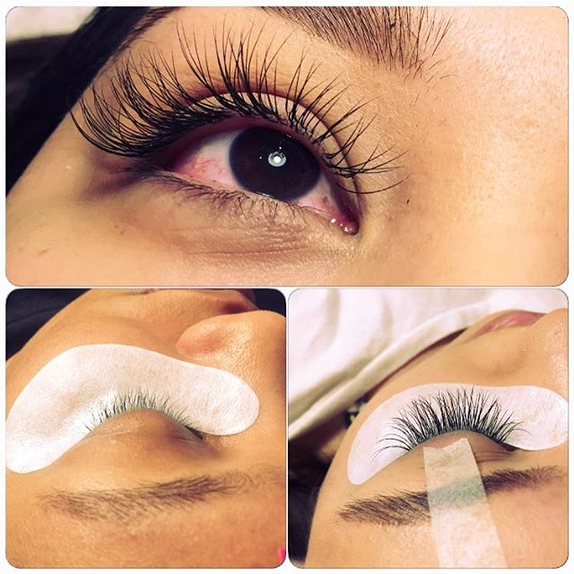 Everyone is loving our Classic Lash Set. @havoc.x3 wanted a natural look. Thank you for coming doll!!