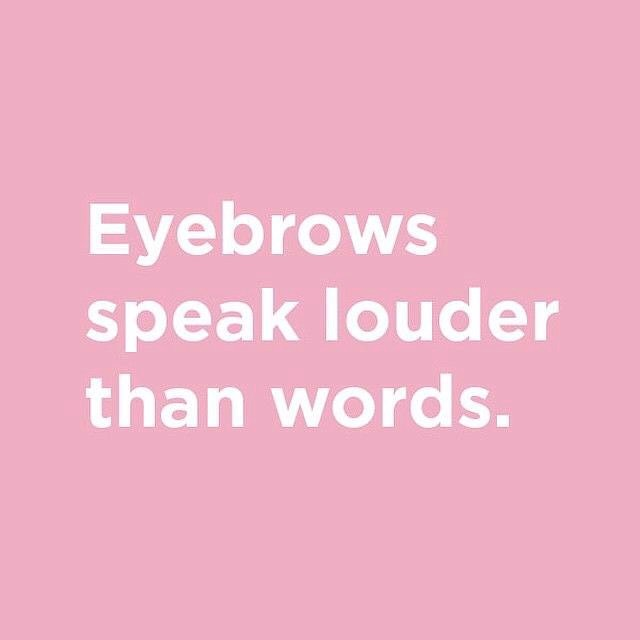 Tag a friend who has great brows??