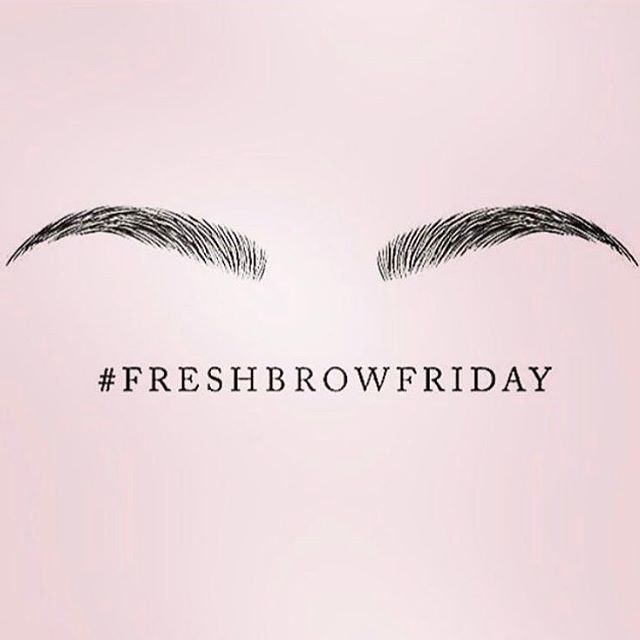 Make sure that your #brows are always on point!! Call 646-484-6647 to book your Appt!!