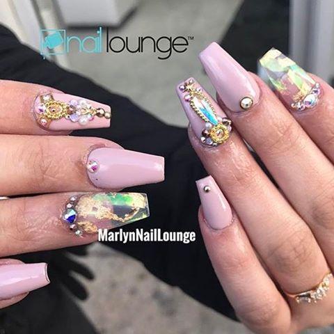 #nails #naillounge #nailedbynl #nailart #nailartist #nailswag  #nailpolish #naildesign #nailporn #nail #manicure #nyc #makeup #beauty #fashion #hudabeauty #vegasnay #nailsmagazine #wakeupandmakeup #nailedit #nailspro #nailsonfleek #nailsofinstagram #nailstagram #nailsdone