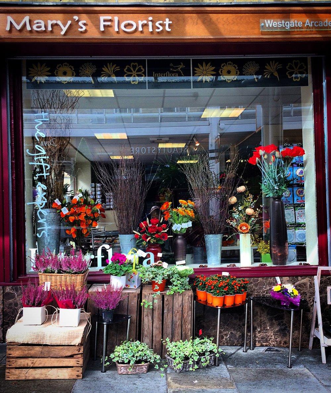 Marys florist westgate arcade img3512g izmirmasajfo