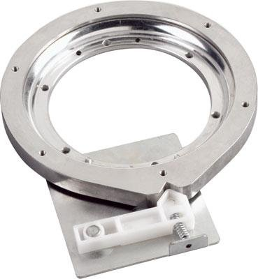 "Rev-A-Shelf Wood Classic 10"" Lazy Susan Bearing with Stop"