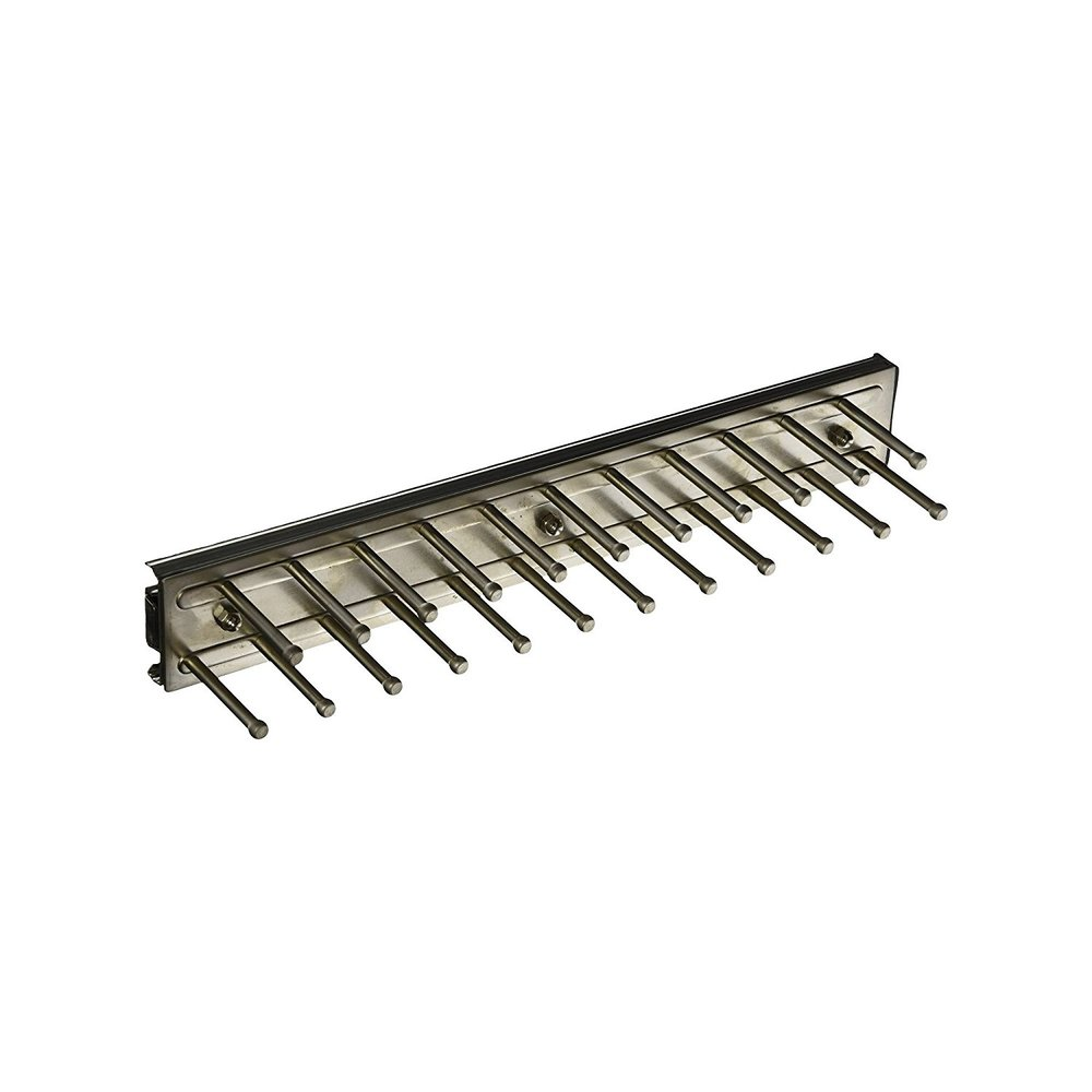 Rev-A-Shelf 12 in. Pull-Out Side Mount Tie Rack