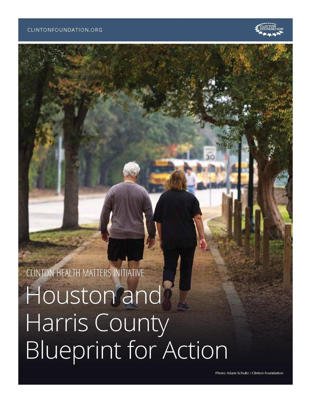 Community reports barbara bush houston literacy foundation clinton health matters initiative houston and harris county blueprint for action malvernweather Gallery