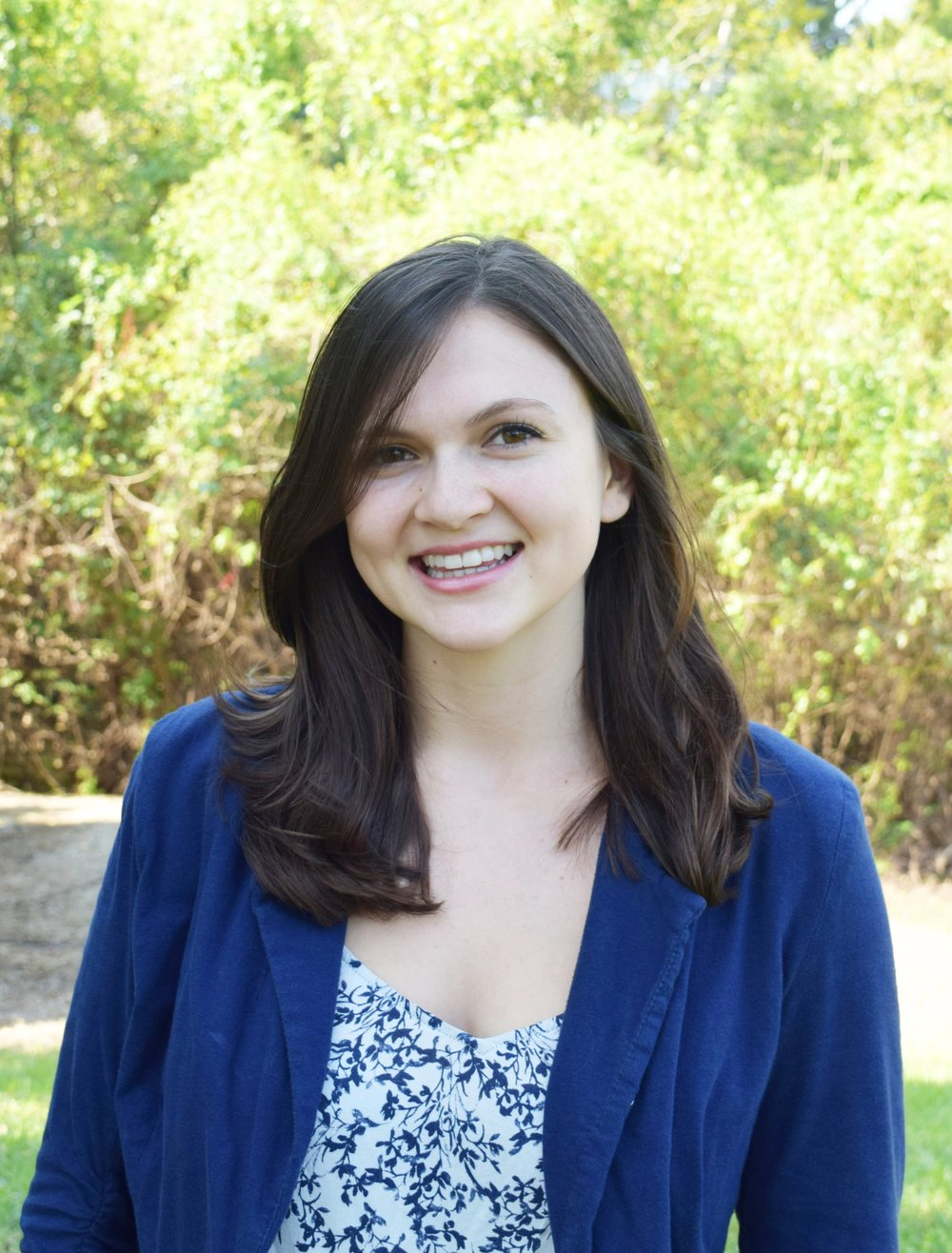 Olivia Anne Lewis  Project Coordinator