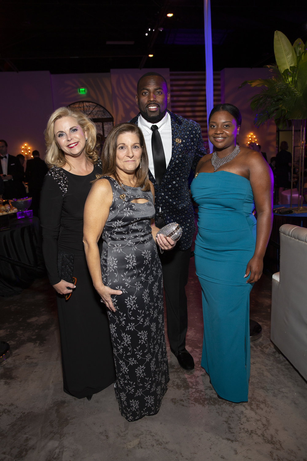 Jackie Sheahan, Valerie Forte, Whitney Mercilus, Ajalee Pulley; Photo by Jenny Antill.jpg