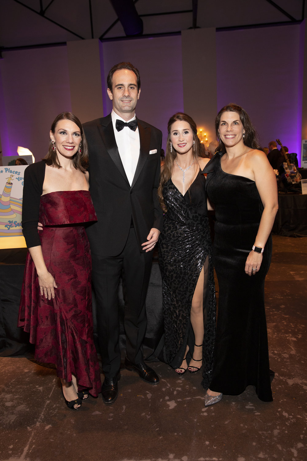 Kim and Edoardo Padeletti, Iris Webre, Gretta Wolter; Photo by Jenny Antil.jpg