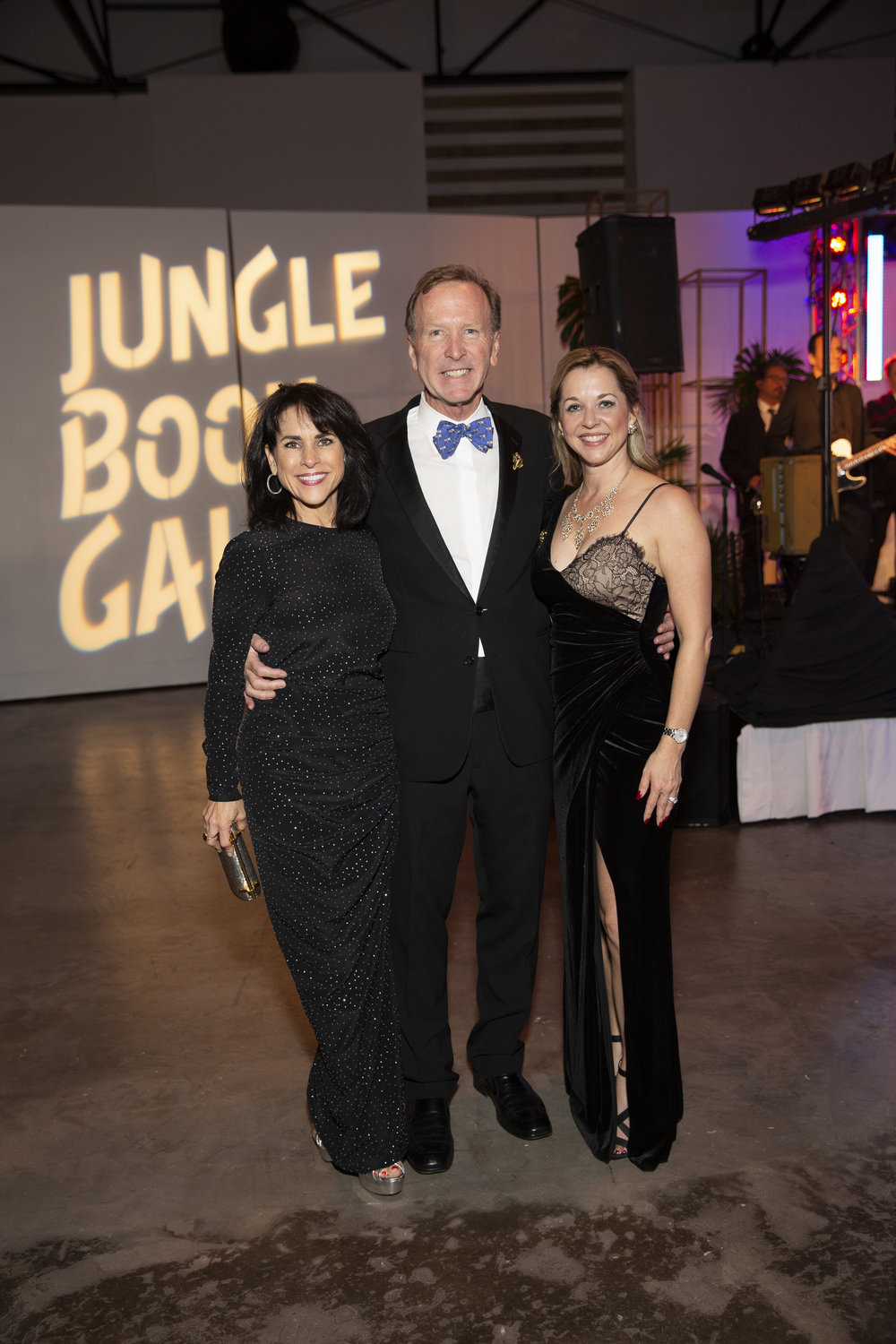 Maria and Neil Bush, Julie Baker Finck; Photo by Jenny Antill.jpg