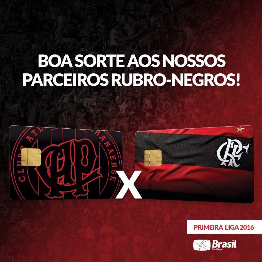 Flamengo e Furacão se enfrentam nesta Quarta, em Juiz de Fora-MG, pela Semifinal da Primeira Liga. Boa sorte aos nossos parceiros Rubro-Negros!