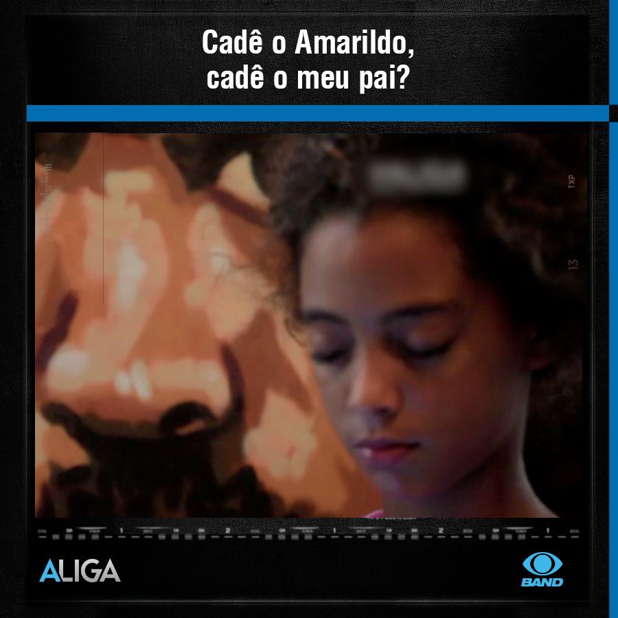 #CadeOAmarildo#ALiga#AVidaSemFiltro
