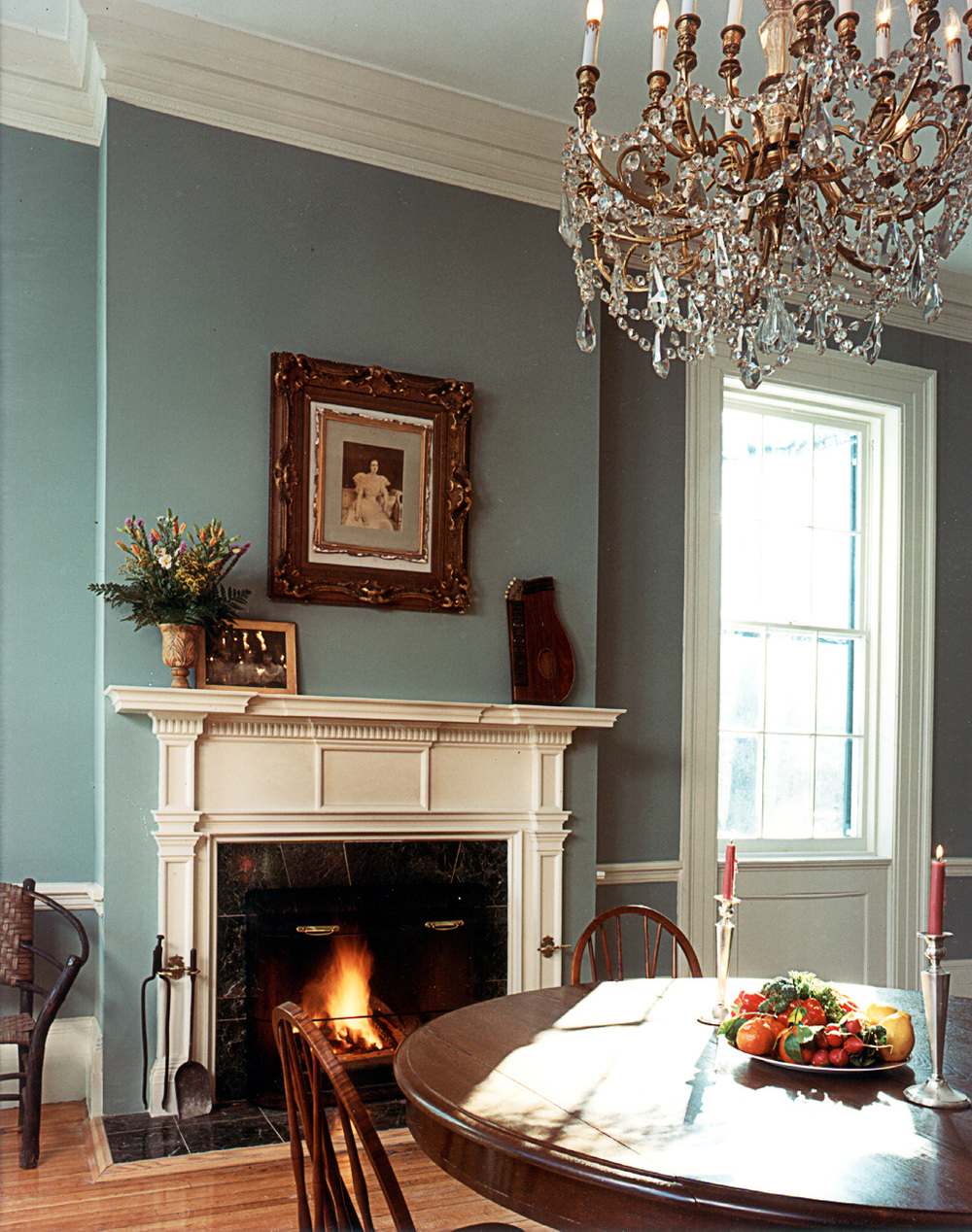 Mystery Point - Interior - Fireplace.jpg