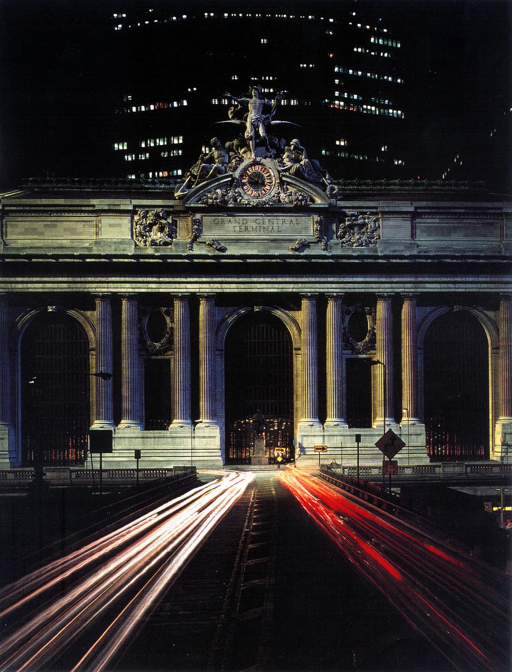 Grand Central Station Restoration