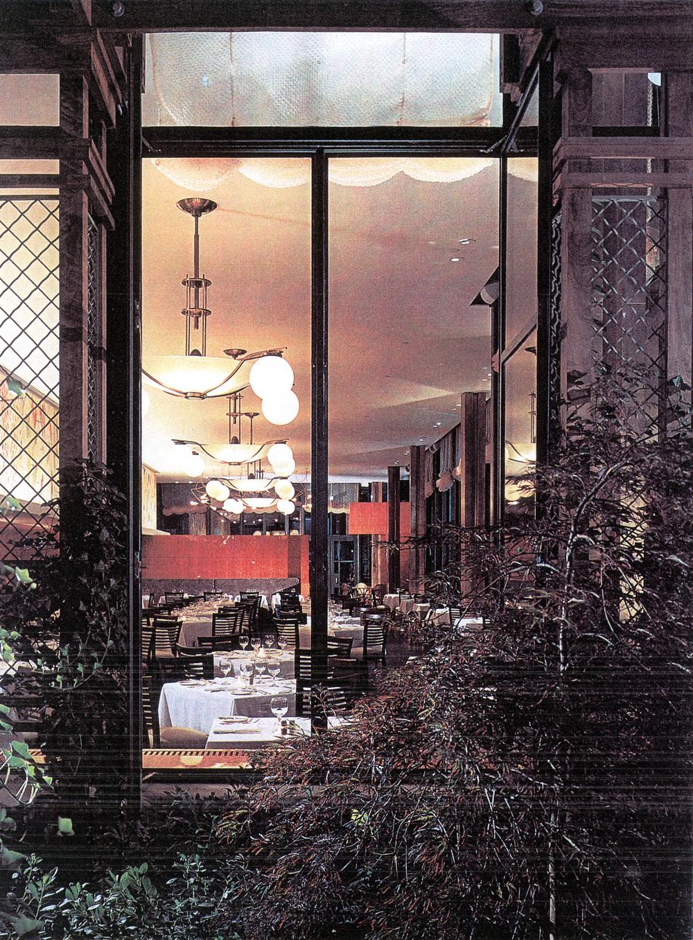 Byrant Park Restaurant