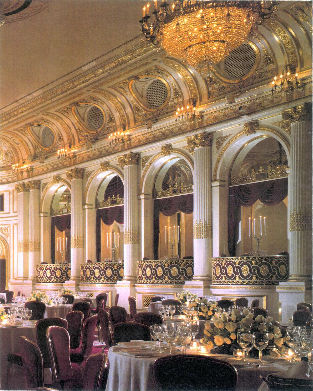 The Plaza Hotel Restoration