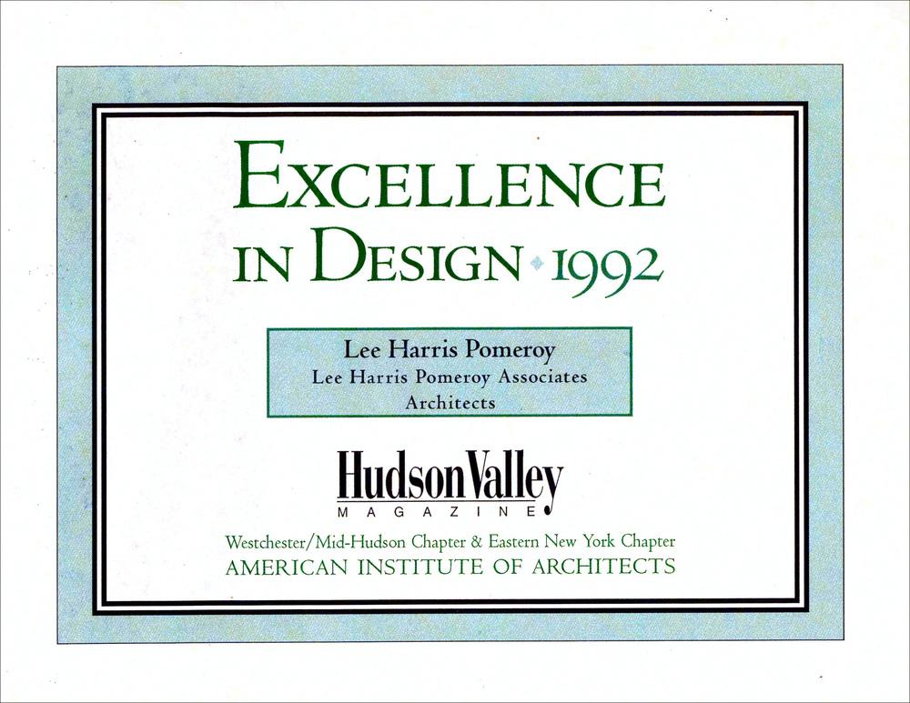 1992 Hudson Valley Mag