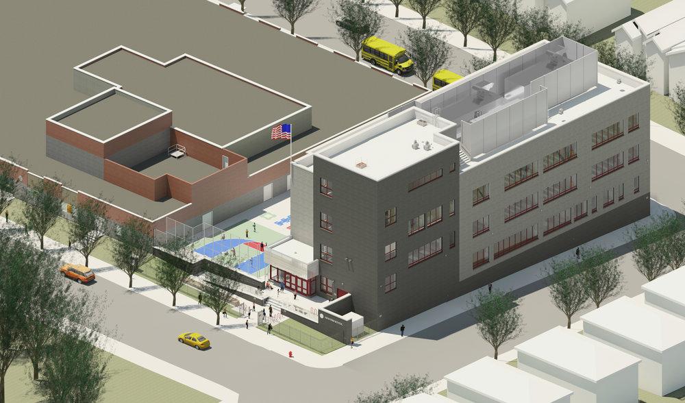 HS/IS R089 - Staten Island School