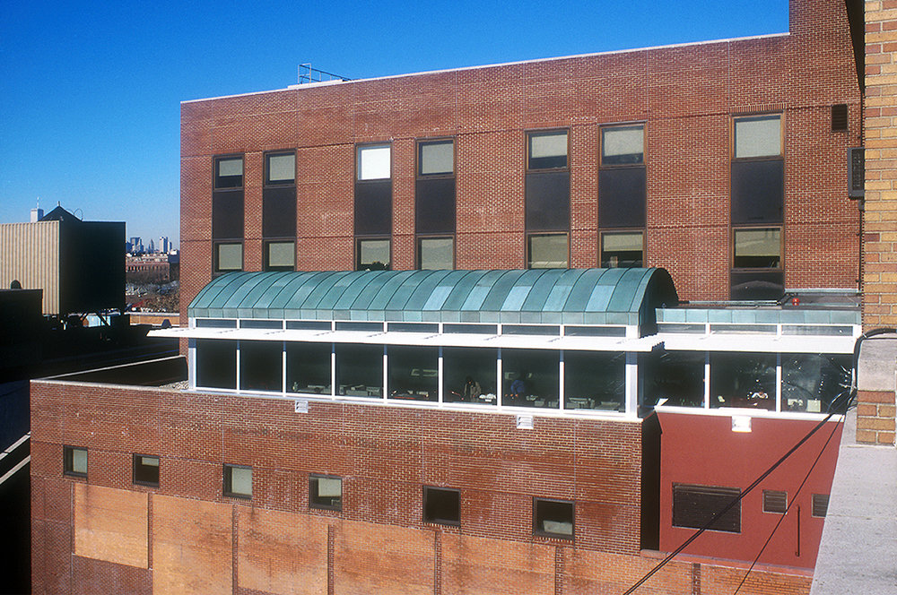 Maimonides Hospital - Main Campus Solarium Waiting Lounge