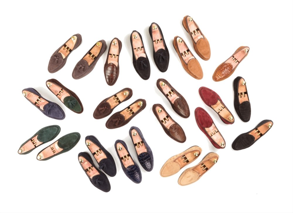 loafers and shoes