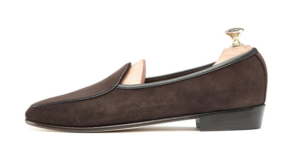 Dark Brown Loafer