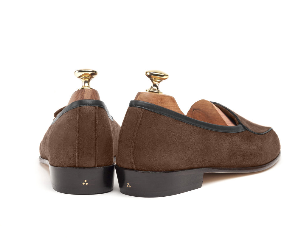 Belgian Loafers Oak Brown