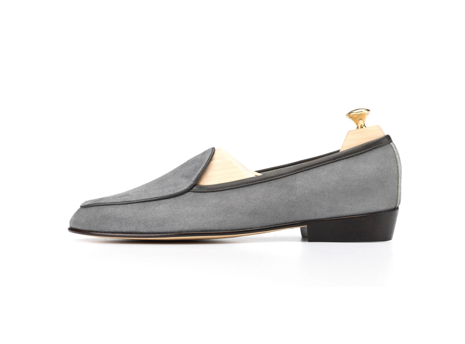 8cb2b18a347 Moon Grey - Classic Loafers - Mens Loafers - Womens Loafers