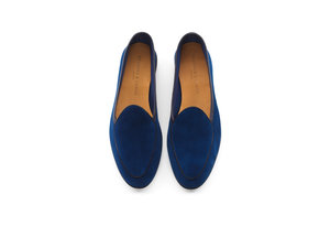 f98d8f8507b Admiral Blue - Classic Loafers - Mens Loafers - Womens Loafers