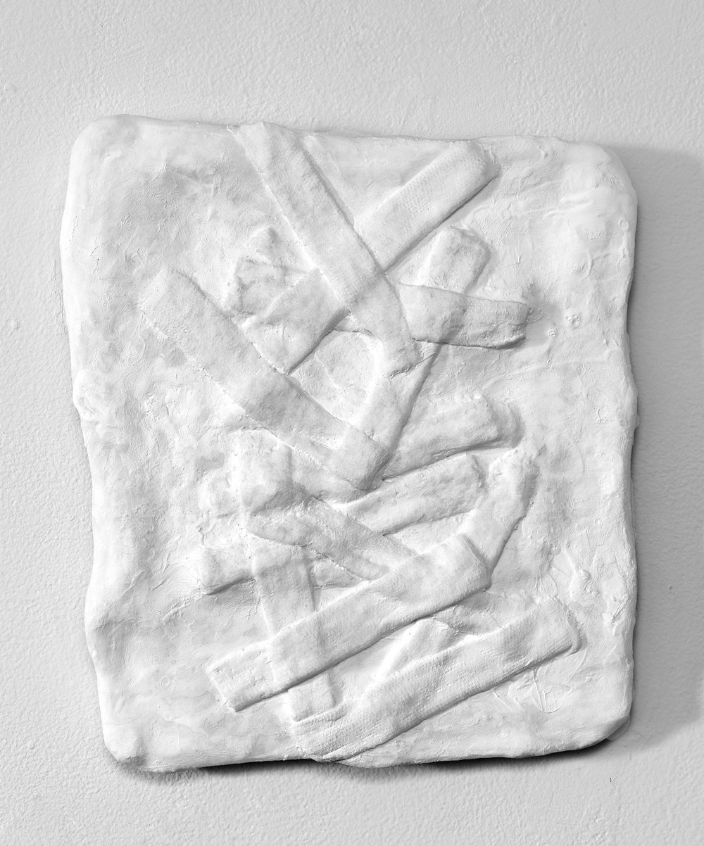 _________________  2016  plaster cloth  12.5 x 11  _________________