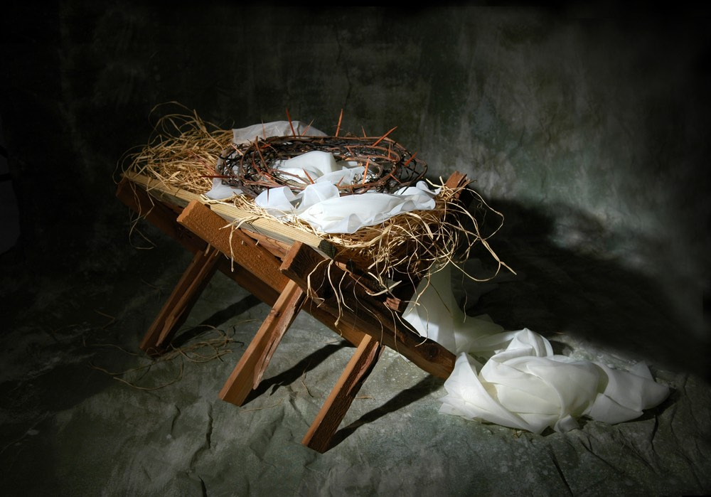 He was born to die because God wanted you so much. Merry Christmas!