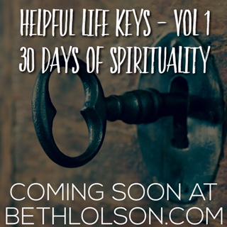 Vol. 1 of Helpful Life Keys is Coming Soon!