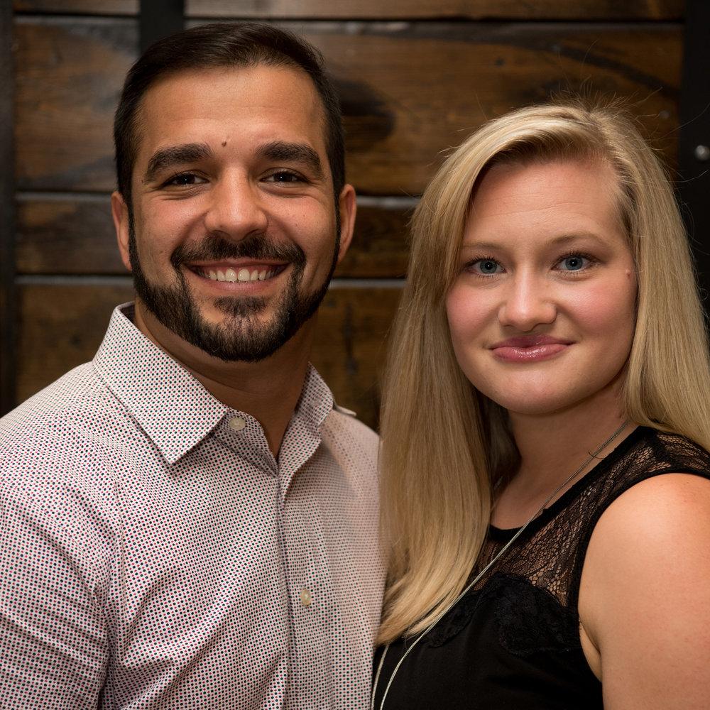 Tesir (Ty) & Kristi Alhussaini