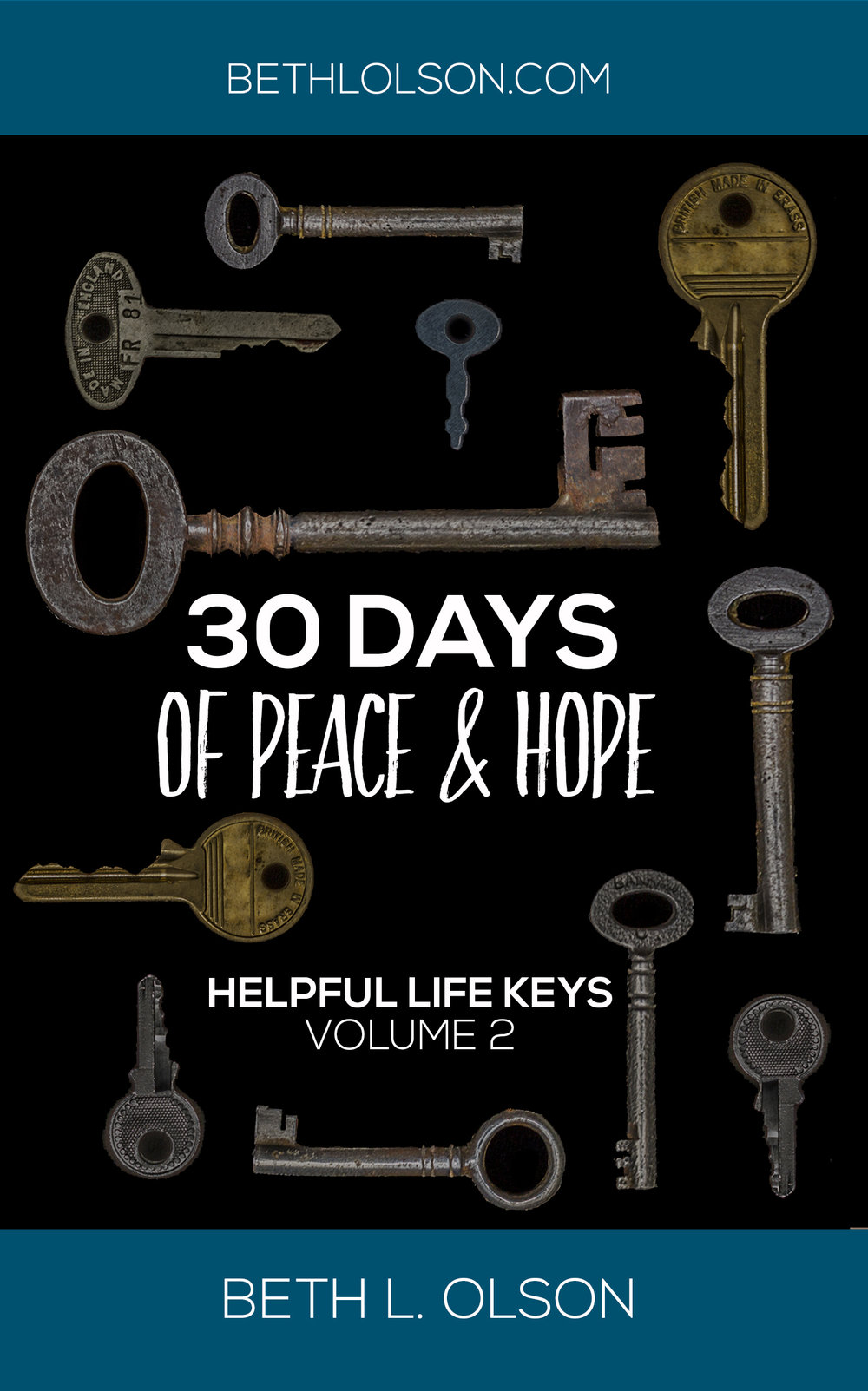 Can you imagine how your life would look if you walked in peace and hope every day? Jesus gives us peace and then commands us to not let our hearts be troubled. This is both a gift and a responsibility. Let's take the next 30 days to work together on cultivating a peace that leads to lasting hope.