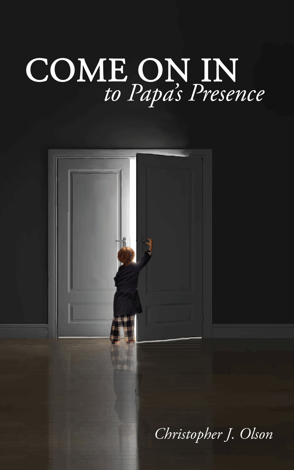 Has your heart been filled with longing to know how to enter God's presence? Has there been a desire to not just touch His presence, but learn how to cultivate and abide in His presence? Come On In To Papa's Presence teaches theologically and practically, with Scripture and stories, how to live life in Papa's presence. Through this book, allow the Holy Spirit to take you on a journey of overcoming barriers that keep us from His presence and experiencing the depths of His love.  As you go on this journey, don't just read about the encounters in this book, but invite the Lord to take you into your own experiences with Him. If you've never experienced His presence, let this be a tool in the hand of God as you begin your journey. If you're already acquainted with God's presence, let this book be an invitation to go deeper than ever before.