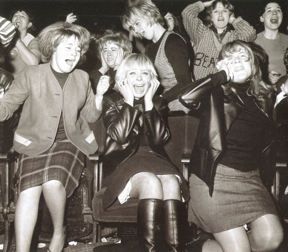 Beatlemania, 1963