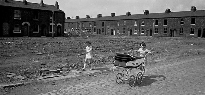 In 1966 Britain had a massive housing crisis, with three million people living in slums. Families were frequently pulled apart, and women were on the front line.