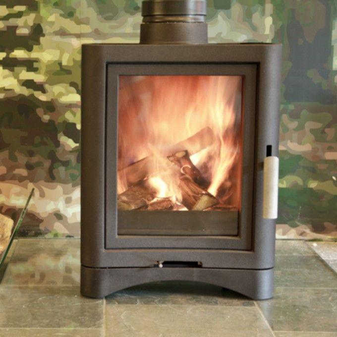 evolution-5-log stove-brighton-hove
