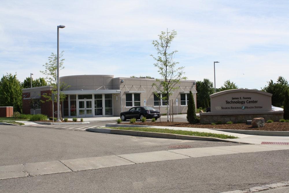 SRHS Tech Center | Sharon, PA