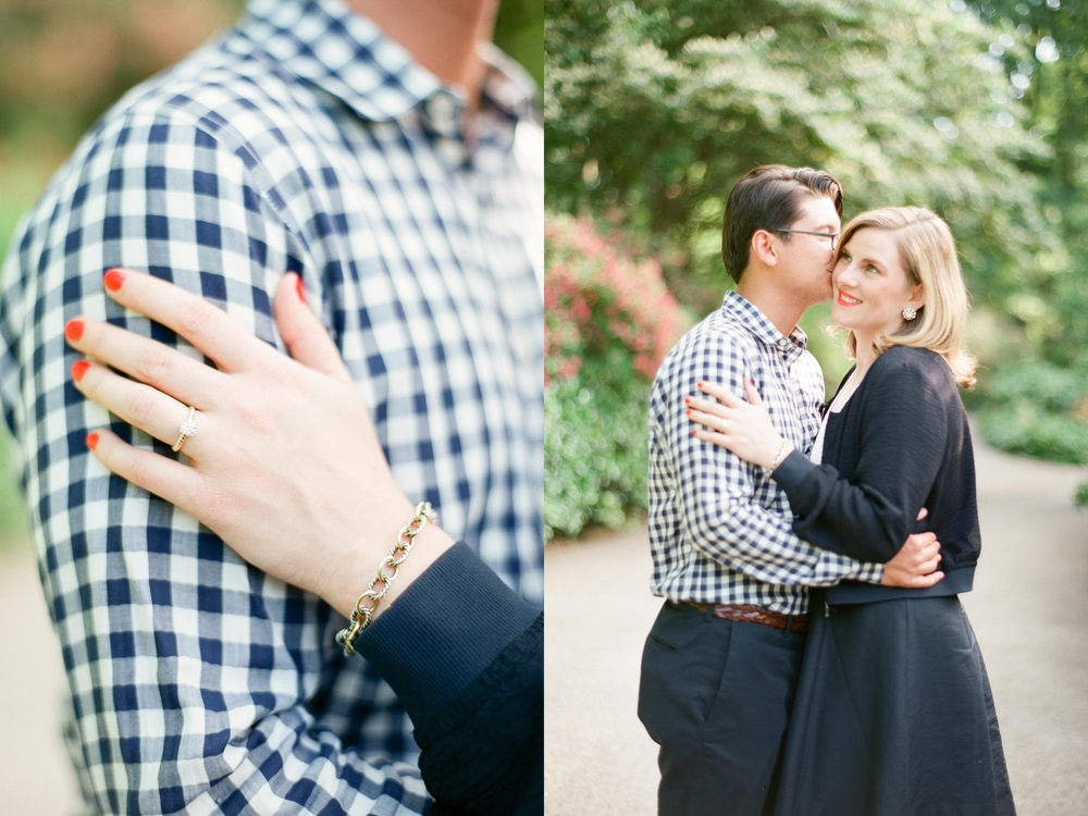 NYC Engagement Session Photos