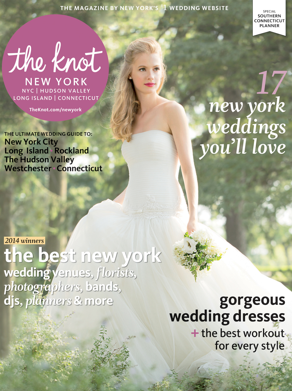 THE KNOT MAGAZINE<br>SPRING 2013