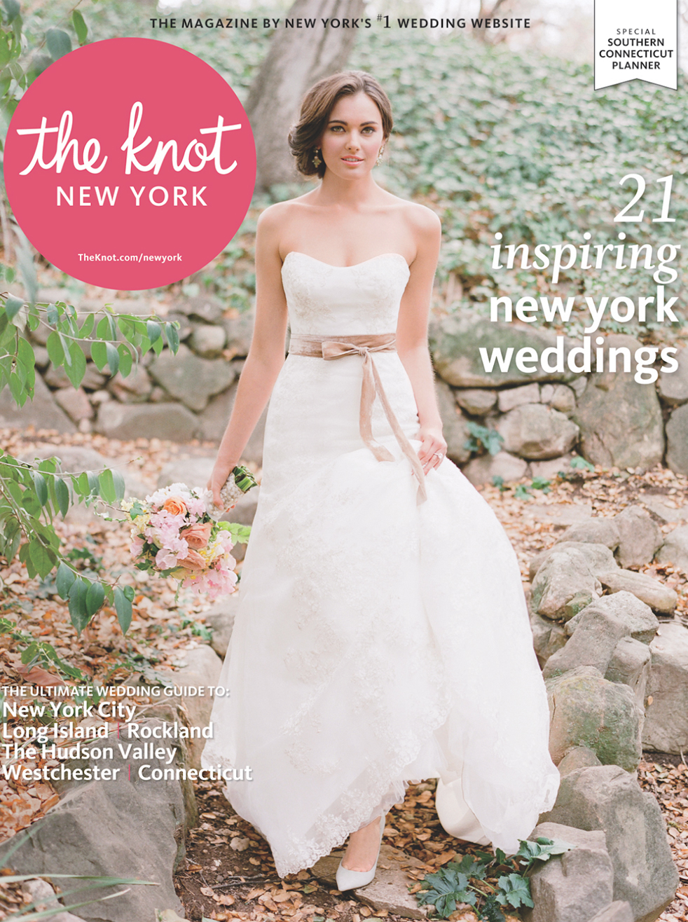 THE KNOT MAGAZINE<br>FALL 2014