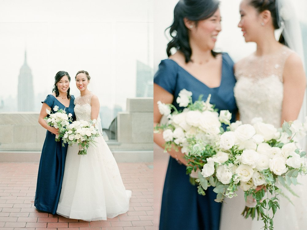 The Rainbow Room Wedding Photos