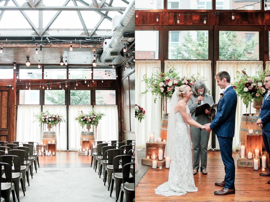 Brooklyn Winery Wedding Photos