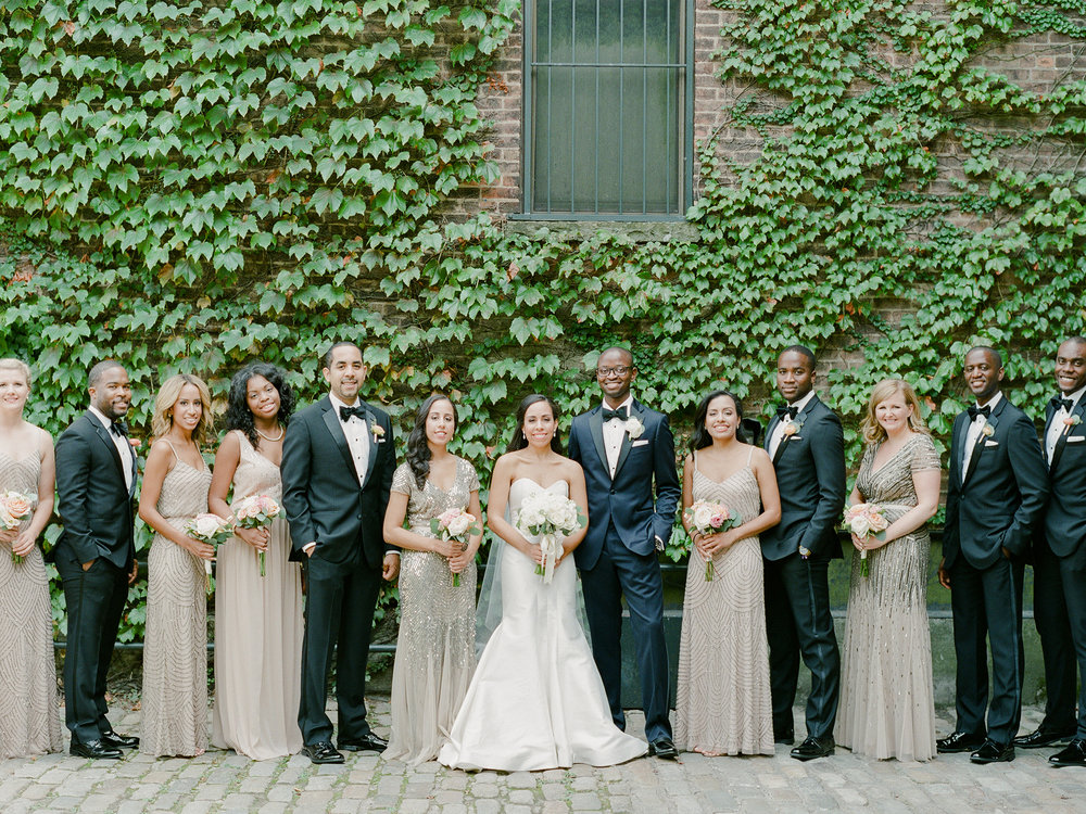 The Foundry Wedding Photos
