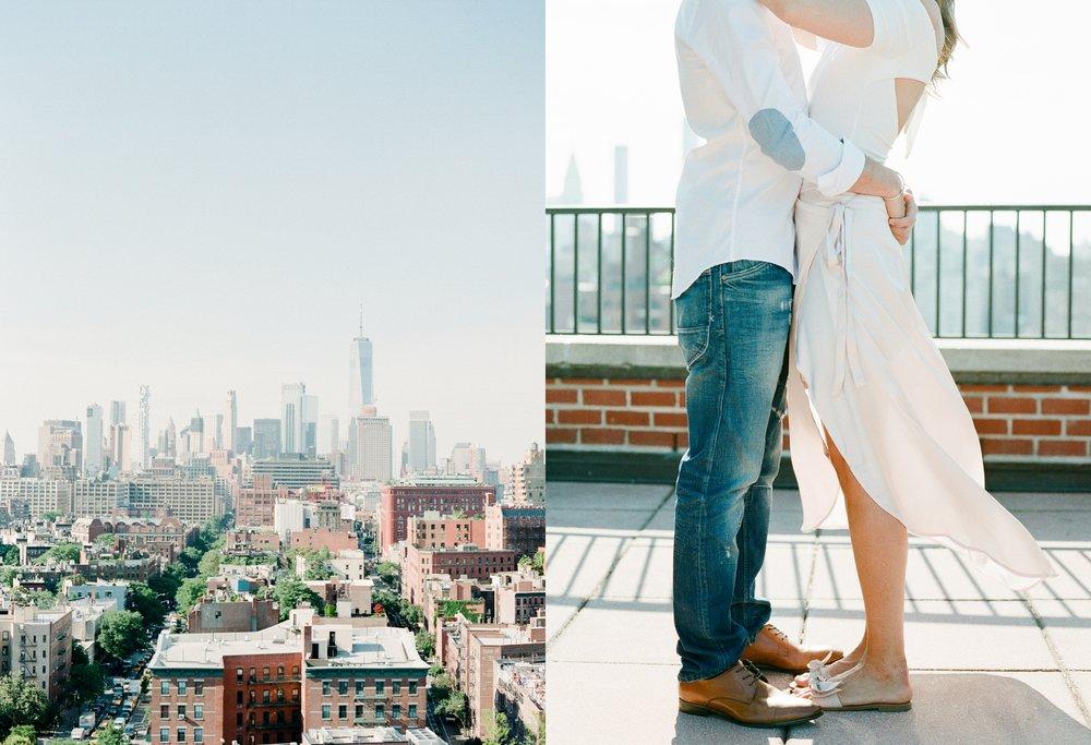 New York City Engagement Photographer