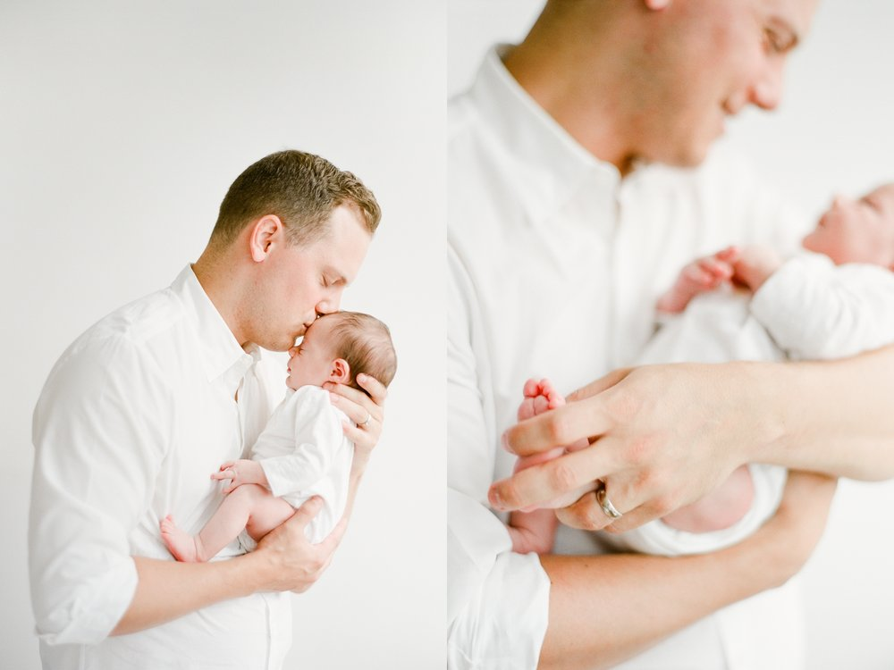 Newborn Photographer in New York City