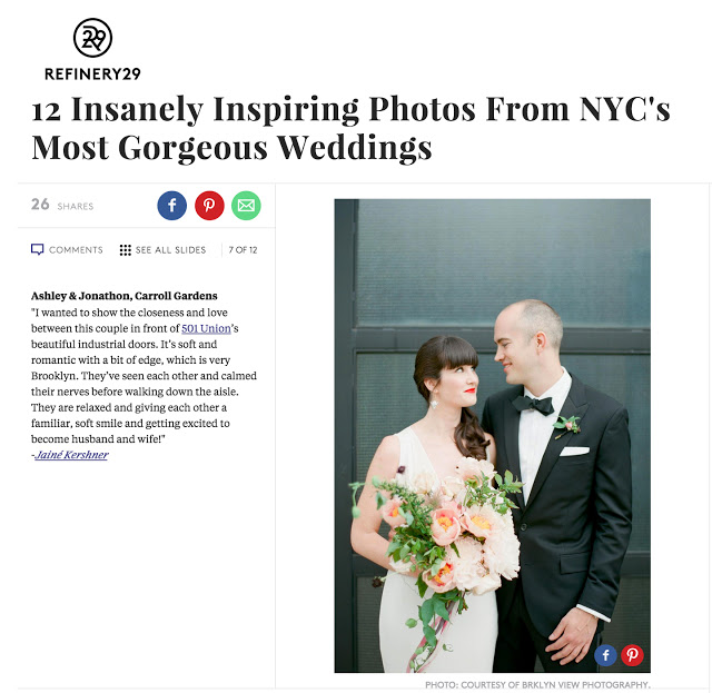 Brooklyn Wedding Photographer